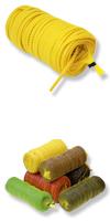 Hohlschnur - Hohlschnur/ Bindeschlauch 8,0 mm gelb