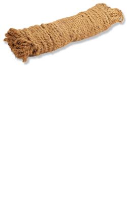 Bindeband, Bindegarn - Kokos-Garn/Strick im Gebinde dick 40 m/kg