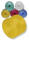 Bindeband, Bindegarn - Kunststoff Bindegarn 700 soft Farbe: gelb