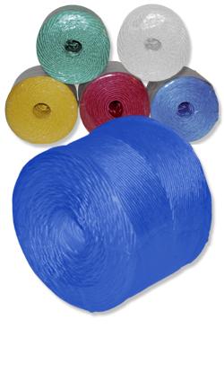 Bindeband, Bindegarn - Kunststoff Bindegarn 700 soft Farbe: blau