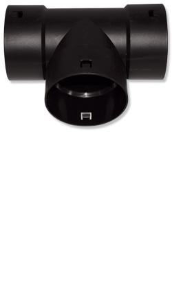 baumbew sserung drainagerohr t st ck dn 100 mm ontech webshop. Black Bedroom Furniture Sets. Home Design Ideas