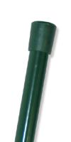 Geflechtspannstab 1050mm&PVC grün 9,0mm