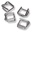 Verschluss-Schnallen aus Stahl&für 16 mm Polyesterband