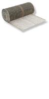 Ballierungsgewebe Acryl-Jute&60 cm Rolle