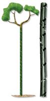 Wildschutz Spiralen&Länge: 90 cm
