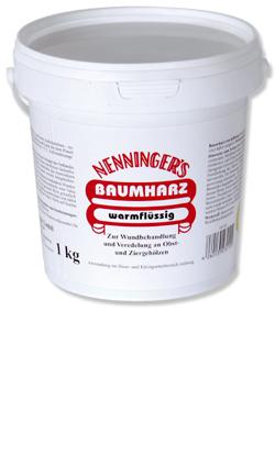Baumwachs / -harz - Baumharz 1 kg warmstreichbar