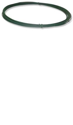 Spanndraht - Spanndraht kunststoffummantelt 845 m / d=3,8 mm