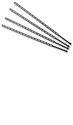 Kunststoff-Binder - Stammband 420 mm aus Kunststoff, schwarz