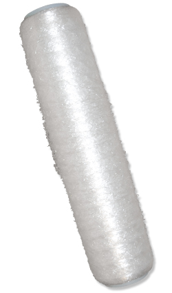 Folien - Stretchnetz 500 mm, transparent Rolle: ca. 500 m