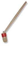 Stammschutz - Arboflex Winkelpinsel langstielig, rund