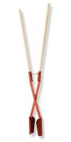 Erdlochausheber mit verstellbarer Kette&für Lochdurchmesser 100-260 mm