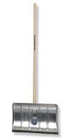 Schneeschieber Aluminium&mit Klemmfix- Schnellbefestigung